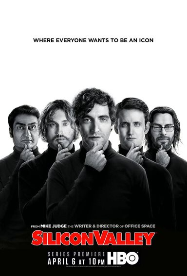 Silicon Valley © HBO. All Rights Reserved.