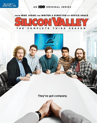Silicon Valley: The Complete Third Season Blu-ray Review