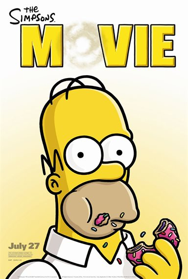 The Simpsons Movie © 20th Century Fox. All Rights Reserved.