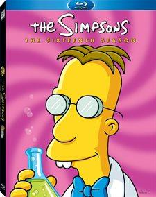 Simpsons: Season 16 Blu-ray Review