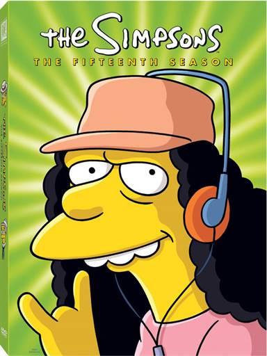 Simpsons: Season 15 DVD Review