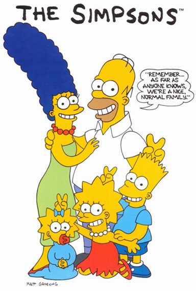 The Simpsons © 20th Century Fox. All Rights Reserved.