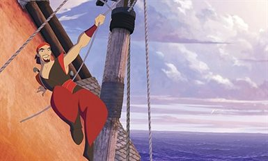 Sinbad: Legend Of The Seven Seas © DreamWorks Animation. All Rights Reserved.
