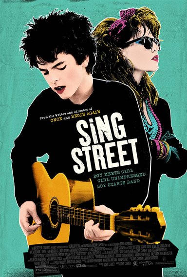 Sing Street © Weinstein Company, The. All Rights Reserved.