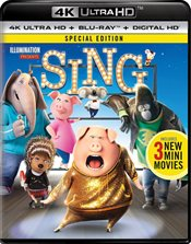 Sing 4K Ultra HD Review