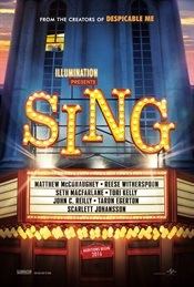Sing Theatrical Review