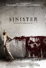 Sinister Theatrical Review