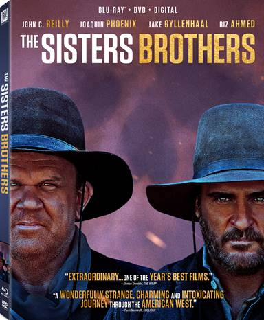 The Sisters Brothers Blu-ray Review