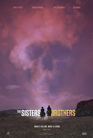 The Sisters Brothers © Annapurna Pictures. All Rights Reserved.