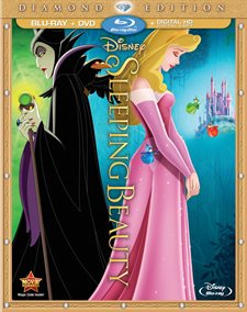 Sleeping Beauty Blu-ray Review