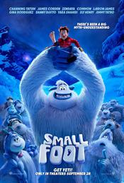 Small Foot Theatrical Review
