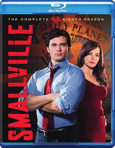 Smallville: The Complete Eighth Season Blu-ray Review