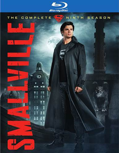 Smallville: The Complete Ninth Season Blu-ray Review