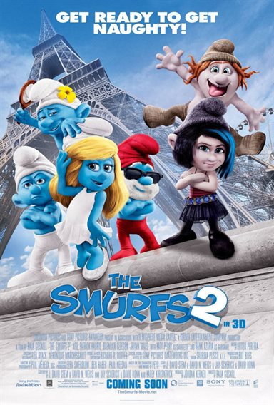 The Smurfs 2 © Columbia Pictures. All Rights Reserved.