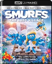Smurfs: The Lost Village 4K Ultra HD Review