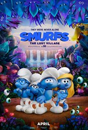 Smurfs: The Lost Village Theatrical Review
