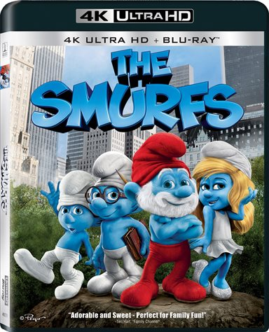 The Smurfs 4K Ultra HD Review