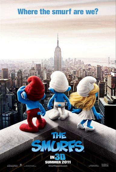 The Smurfs © Sony Pictures Animation. All Rights Reserved.