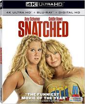 Snatched 4K Ultra HD Review
