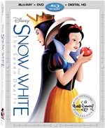 Snow White and the Seven Dwarfs Blu-ray Review
