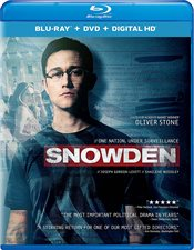 Snowden Blu-ray Review