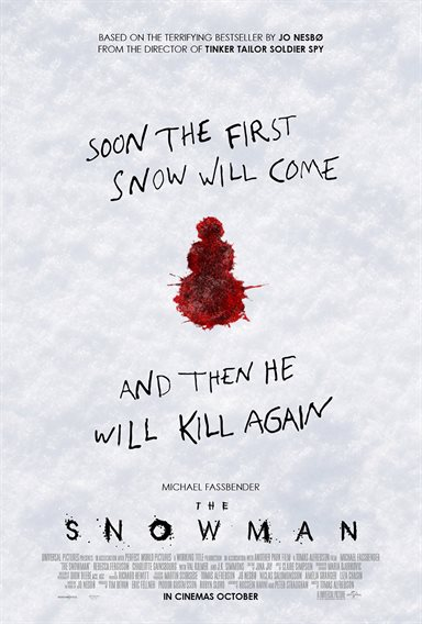 The Snowman © Universal Pictures. All Rights Reserved.