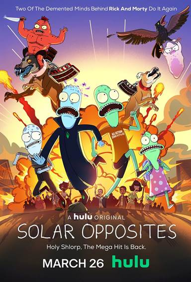 Solar Opposites Season 2 Review