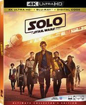 Solo: A Star Wars Story 4K Ultra HD Review