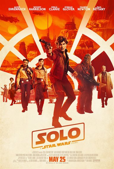 Solo: A Star Wars Story © Walt Disney Pictures. All Rights Reserved.