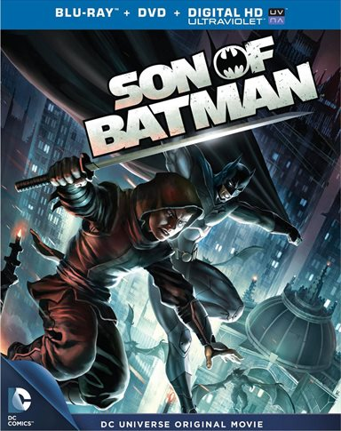 Son of Batman Blu-ray Review