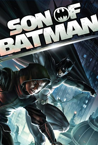 Son of Batman © Warner Home Video. All Rights Reserved.