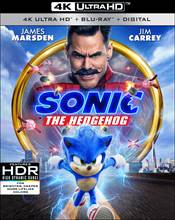 Sonic The Hedgehog 4K Ultra HD Review