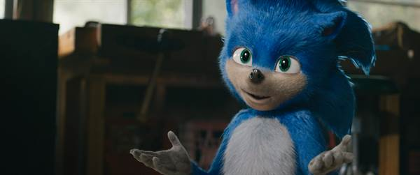 Sonic The Hedgehog © Paramount Pictures. All Rights Reserved.