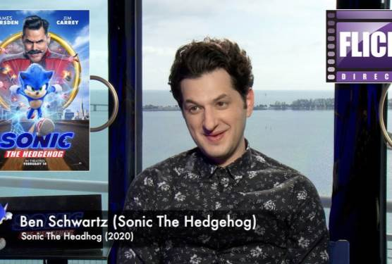 Ben Schwartz Talks Sonic The Hedgehog
