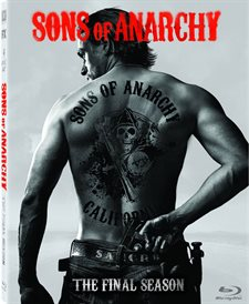 Sons of Anarchy: Season Seven Blu-ray Review