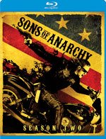 Sons of Anarchy Season Two Blu-ray Review
