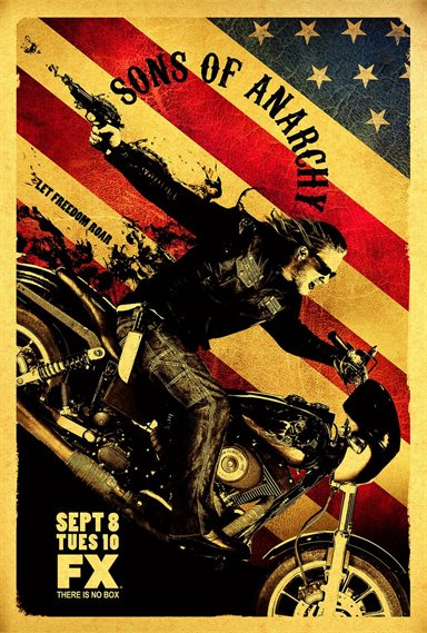 Sons of Anarchy © 20th Century Fox. All Rights Reserved.