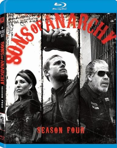 Sons of Anarchy Season Four Blu-ray Review