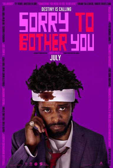 Sorry to Bother You © Universal Pictures. All Rights Reserved.