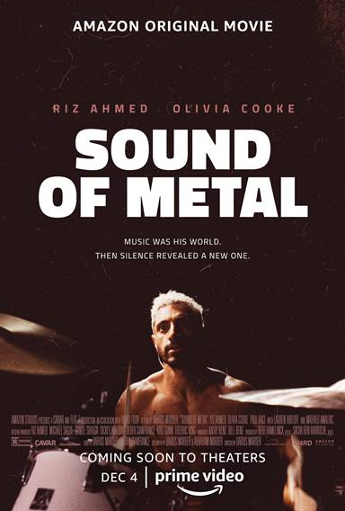 Sound of Metal Theatrical Review