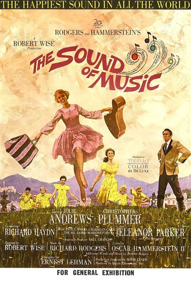 The Sound of Music © 20th Century Fox. All Rights Reserved.