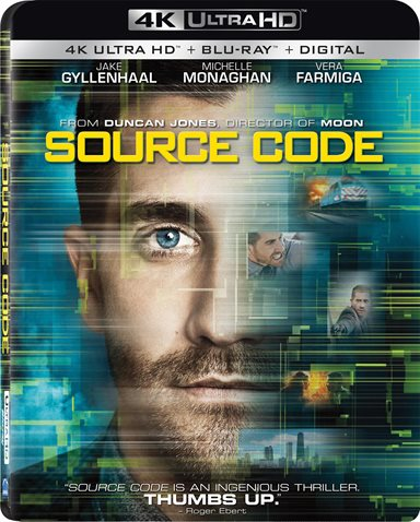 Source Code 4K Ultra HD Review
