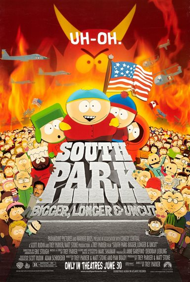 South Park: Bigger, Longer & Uncut © Paramount Pictures. All Rights Reserved.