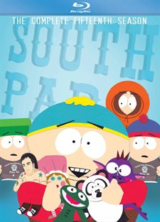 South Park: The Complete Fifteenth Season Blu-ray Review