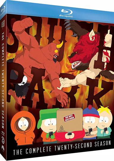 South Park: The Complete Twenty-Second Season Blu-ray Review