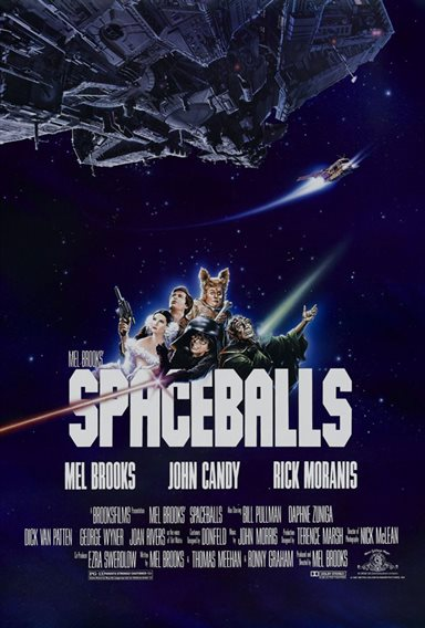 Spaceballs © MGM Studios. All Rights Reserved.