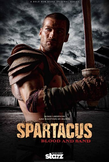 Spartacus: Blood and Sand © Starz Media. All Rights Reserved.