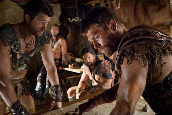 Excellent spartacus war of the damned gannicus remarkable