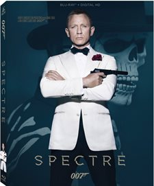 Spectre Blu-ray Review