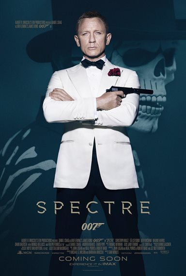 Spectre © Columbia Pictures. All Rights Reserved.